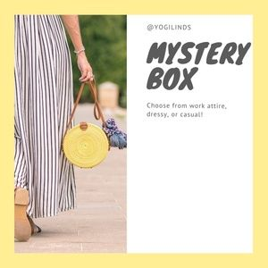 Mystery Box: 8 for $25!